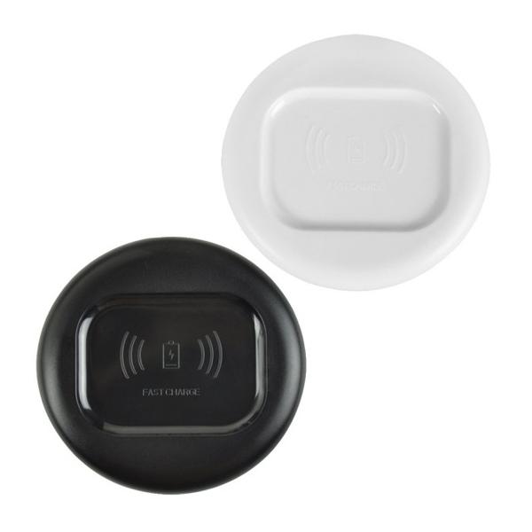 【3期零利率】全新 Qi-P13 超迷你無線充電盤 AirPods/Pro專用 Qi無線充電器 輕巧迷你 Apple 三星