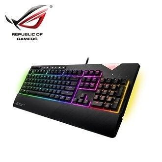 ASUS 華碩 ROG STRIX FLARE RGB 電競鍵盤