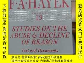 二手書博民逛書店STUDIES罕見ON THE ABUSE & DECLINE