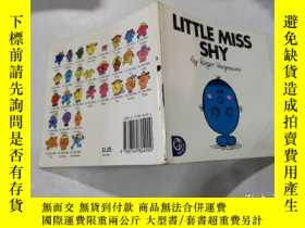 二手書博民逛書店little罕見miss shy: 小害羞小姐10Y212829