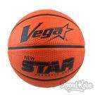 VEGA 進階科技籃球 台灣品牌 耐磨星星 亮橘色 7號球 室外 OBR-736S【SP】
