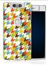 ♥ 俏魔女美人館 ♥ 【千鳥紋*輕立體浮雕硬殼】OPPO N3手機殼 手機套 保護套 保護殼