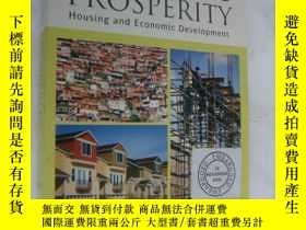 二手書博民逛書店BUILDING罕見PROSPERITY:Housing and