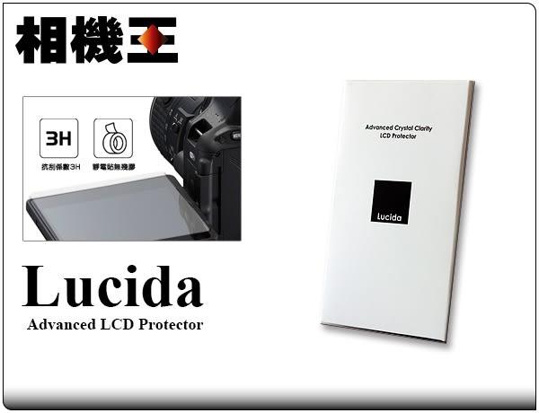 ★相機王★Lucida Advanced LCD 螢幕保護貼 A73〔Canon 7D Mark II 適用〕