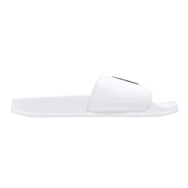 Reebok 拖鞋 Classic Slide 白 黑 Allen Iverson 經典LOGO 舒適好穿 男鞋【PUMP306】 CN6739