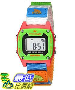 [106美國直購] Freestyle 手錶 Shark B00TYE8RDA Classic Mini Digital Display Japanese Quartz Watch