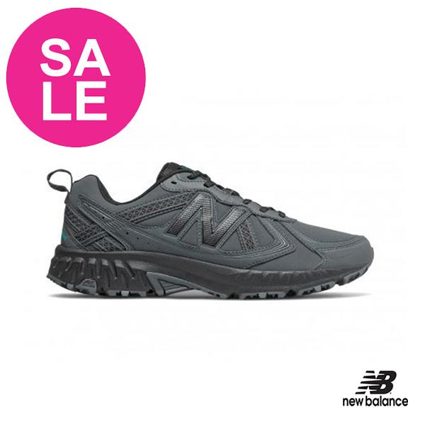 【出清下殺】New Balance 410 成人男款 戶外越野跑鞋 慢跑鞋 運動鞋 P8447#灰色◆奧森