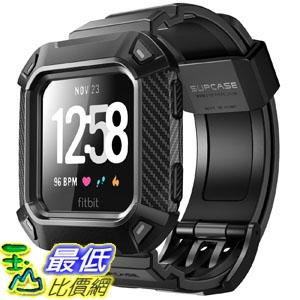 錶帶 Fitbit Versa Band, SUPCASE [Unicorn Beetle Pro] Protective Replacement Wristband B07DLN2K88