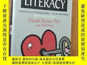 二手書博民逛書店Achieving罕見Emotional LiteracyY16
