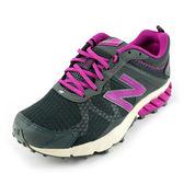 NEWBALANCE越野運動鞋- 女WT610RJ5黑紫色
