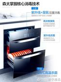 SETIR/森太 ZTD100-F299消毒櫃家用嵌入式廚房消毒碗櫃鑲嵌式小型  (橙子精品)