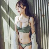 性感內衣女套裝聚攏收副乳防下垂文胸舒適調整型半杯上托文胸罩【一條街】