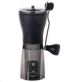 ?HARIO磨豆機咖啡豆研磨機手搖磨粉機迷你便攜家用手動粉碎咖啡機