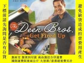 二手書博民逛書店The罕見Deen Bros. Get Fired Up: Gr