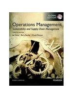 二手書博民逛書店《Operations Management: Sustaina