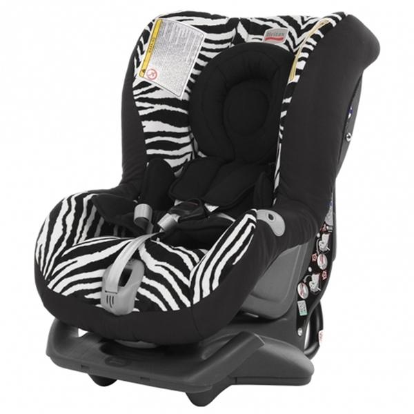 Britax 頭等艙0-4歲安全汽座(安全座椅)斑馬BX08334[衛立兒生活館]