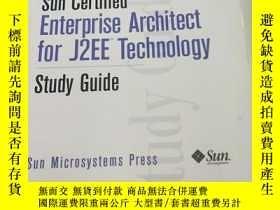 二手書博民逛書店Sun罕見Certified Enterprise Archit