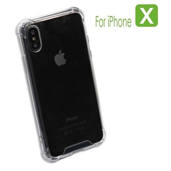 Obien iPhone X 全包式透明保護殼