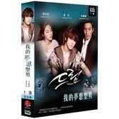 韓劇 - 我的夢想型男DVD (全20集/8片裝/雙語) 朱鎮模/金汎