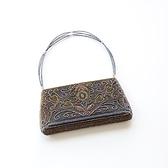 手提包-釘珠時尚優雅成熟精緻女晚宴包73sn24[巴黎精品]