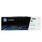 【限時促銷】HP 206A W2111A 青色原廠 LaserJet 碳粉匣 適用於M283fdw M255dw
