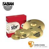 SABIAN SBR5003G 5 片套裝銅鈸贈10 吋Splash Cymbal