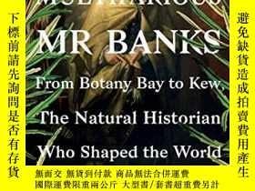 二手書博民逛書店The罕見Multifarious Mr. BanksY256260 不祥 Yale University P