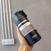 韓版大容量不銹鋼保溫杯便攜簡約戶外運動水壺男女士學生個性水杯 時尚芭莎