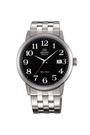 [Y21潮流精品] 新款!ORIENT 東方錶 Classic Design系列 大數字日期顯示機械錶 黑面 FER2700JB