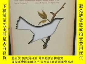 二手書博民逛書店The罕見Ghost with Trembling Wings: