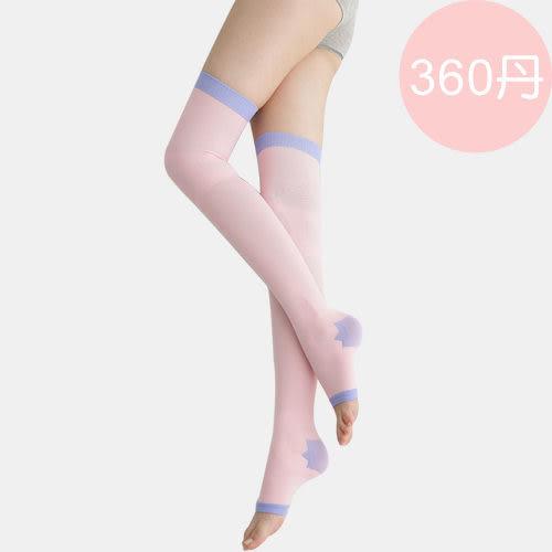 足下物語 360丹美化曲線睡眠襪(粉色)(BALEAA0650011)