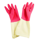 手套: 雙色家用手套