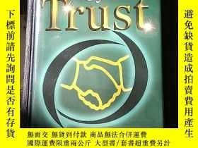 二手書博民逛書店management罕見by trustY14465