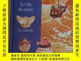 二手書博民逛書店法語原版罕見Le Fils du pirate de Miche