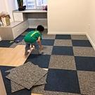 地毯拼接方塊地毯墊臥室滿鋪房間客廳大面積家用可愛商用貼辦公室  自由角落