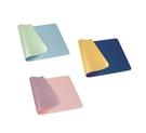 【奇奇文具】力大 ABEL 66829 雙色PU皮質桌墊 3色任選(NV/Y蔚藍+橘黃 B/G天藍+果綠 P/P櫻粉+槿紫)
