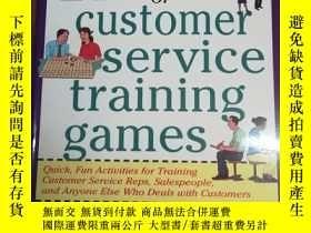 二手書博民逛書店The罕見Big Book of Customer Servic