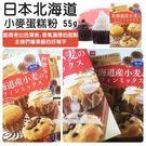 日本北海道 小麥蛋糕粉 55g