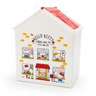 【震撼精品百貨】Hello Kitty 凱蒂貓~HELLO KITTY屋型收納箱#85114