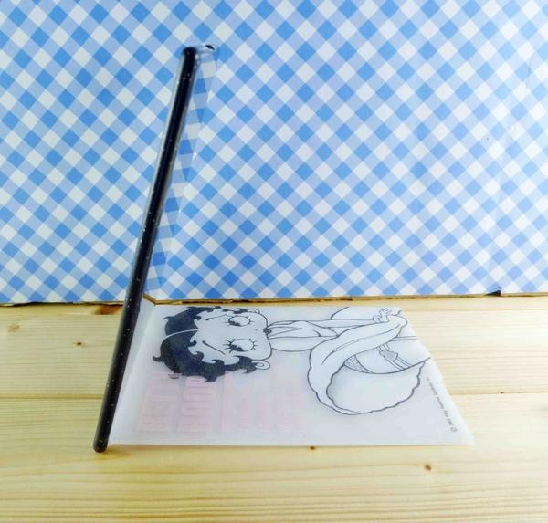 【震撼精品百貨】Betty Boop_貝蒂~鏡子-黑色