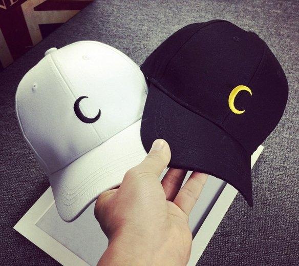 【找到自己】月亮 美式 精工 粉 高端 MDS 老帽 棒球帽 後扣  stussy champion