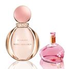 Bvlgari Rose Goldea 玫瑰金漾淡香精 50ml 搭贈 lulu Rose 浪漫玫瑰淡香水 50ml