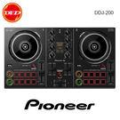 先鋒 Pioneer DDJ-200 智能DJ控制器 DJ混音器(Mixer) 公貨