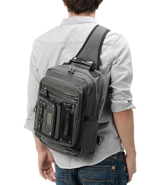 【台灣現貨】日本 DEVICE 平板 肩包 日本限定銷售 工業風格 高檔帆布 & 皮革 DBH-50058