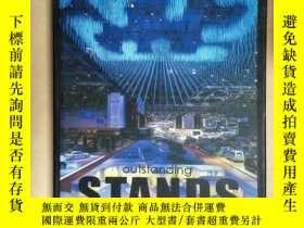 二手書博民逛書店outstanding罕見stands(8開硬精裝有護封,銅版紙
