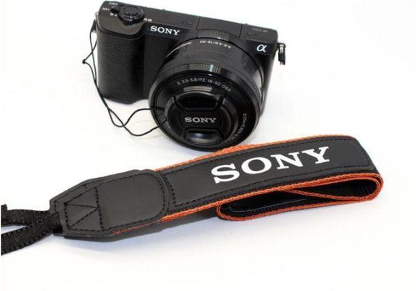 索尼單反微單相機背帶A6000 A6300 A7 II A7R A7R2 A7M2 NEX6肩帶    智能生活館