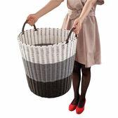 臟衣籃編織塑料洗衣筐衛生間特大號衣簍