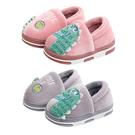 兒童居家保暖拖鞋 造型可愛 厚底耐磨止滑性佳 88242