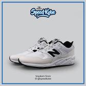NEW BALANCE 580 白黑 無縫線 條紋鞋帶 男 # MRT580XH ☆SPEEDKOBE☆