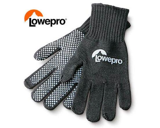 LOWEPRO 羅普 Photo Gloves 攝影手套 ★出清特價★ (6期0利率 免運 立福公司貨) 有分尺寸